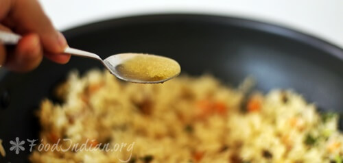 Fried Brown Rice (12)