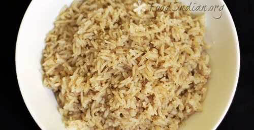Fried Brown Rice (4)