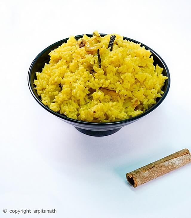 bengali sweet pulao 19