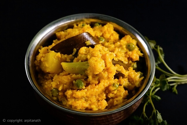 bhoger khichuri 2