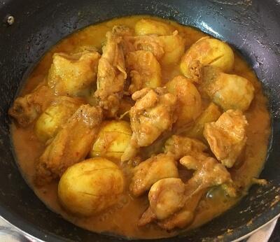 chicken dak bangalow 24