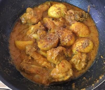 chicken dak bangalow 25