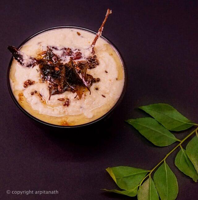 coconut chutney 1