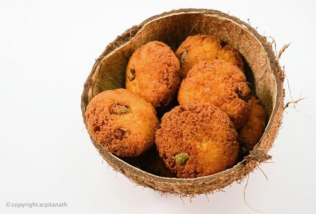 coconut pakora 2