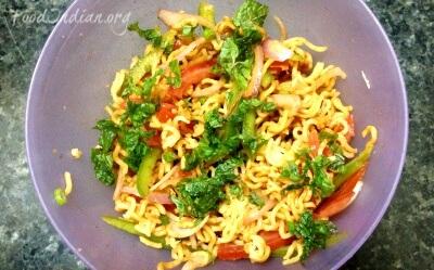 crispy noodles salad 13