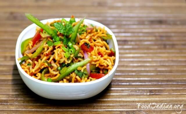 crispy noodles salad 15