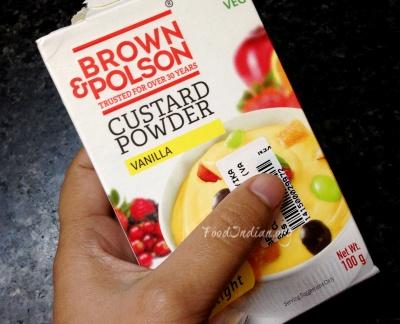fruit custard 1