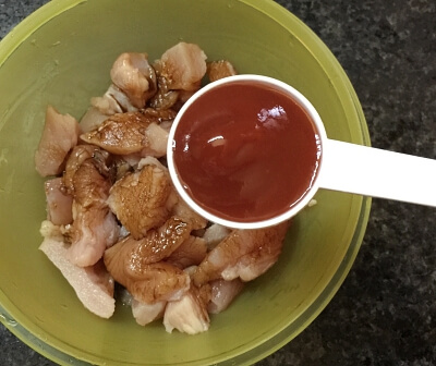 honey glazed chicken 5