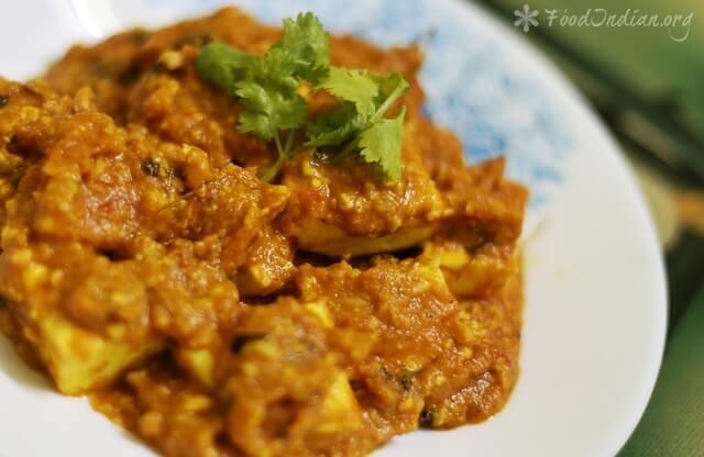 paneer no butter masala (5)