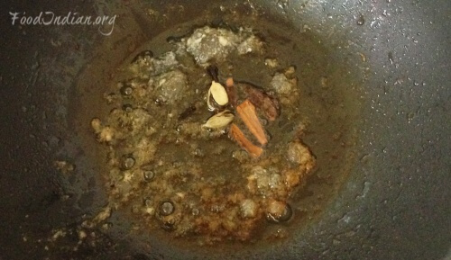 prawn curry with coconut gravy 3