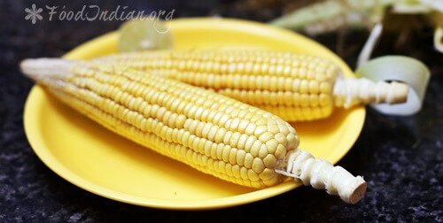 Smoked corn on the cob recipe how to roast corn on a gas stove smoked corn 2 turn on the gas stove and start roasting ccuart Image collections