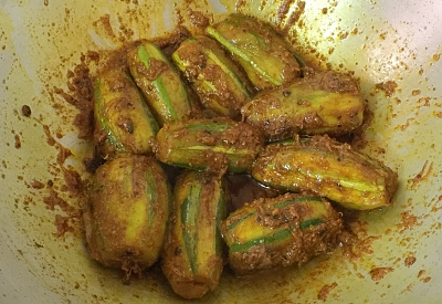 spicy doi potol 13