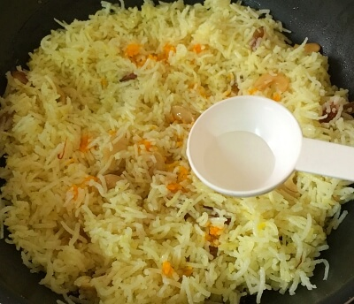 sweet saffron rice 15