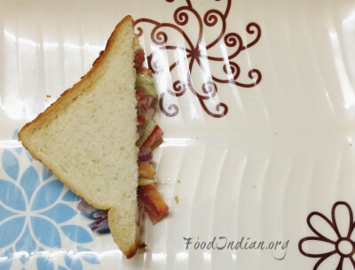 vegetable yogurt sandwich 9