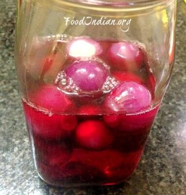 vinegar onion 12