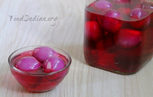 vinegar onion 15
